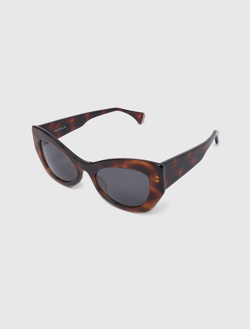 Cat-eye sunglasses Marella