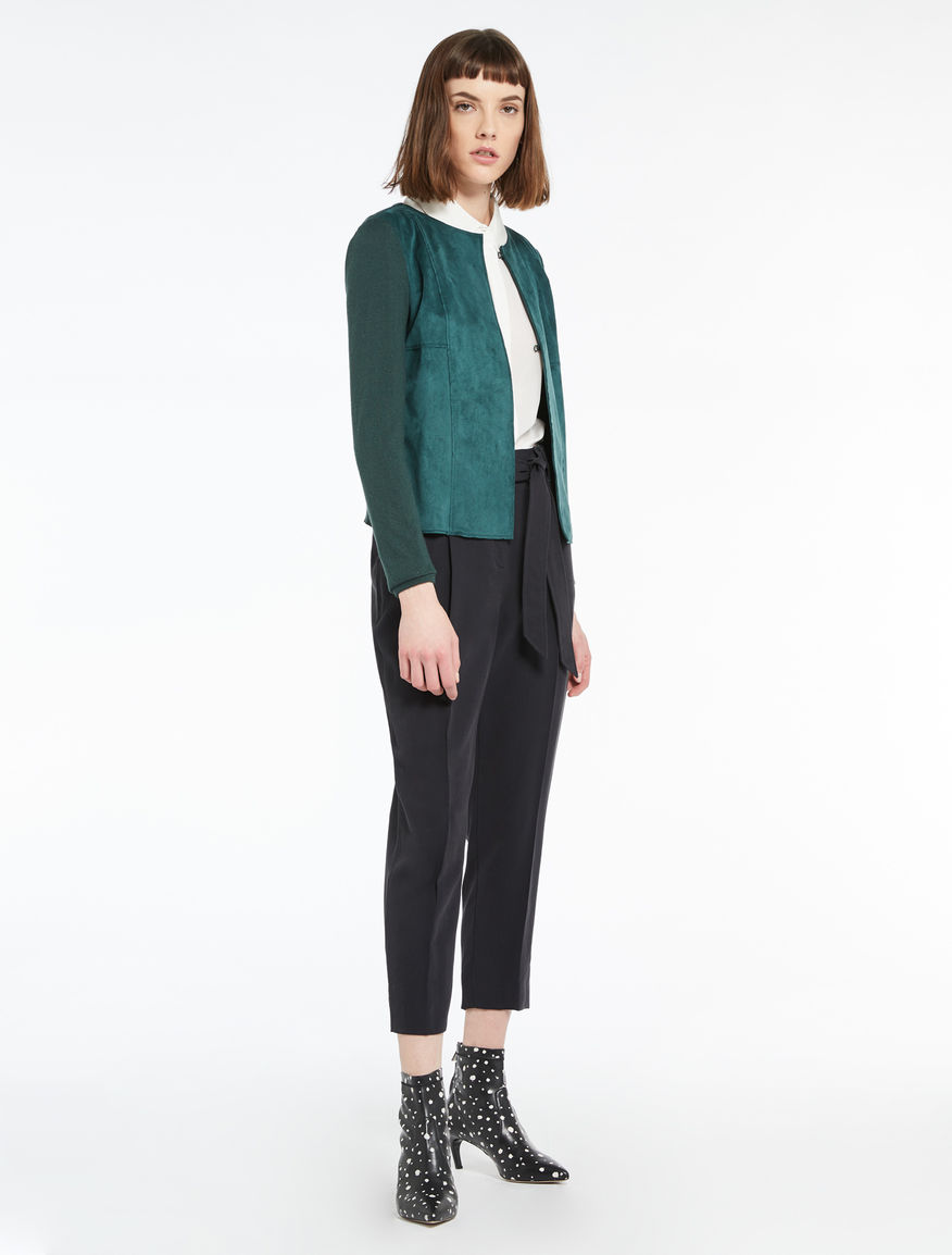 Two-material jacket Marella
