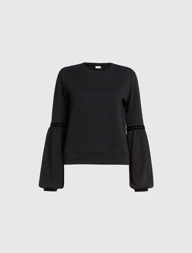 Jersey sweatshirt Marella