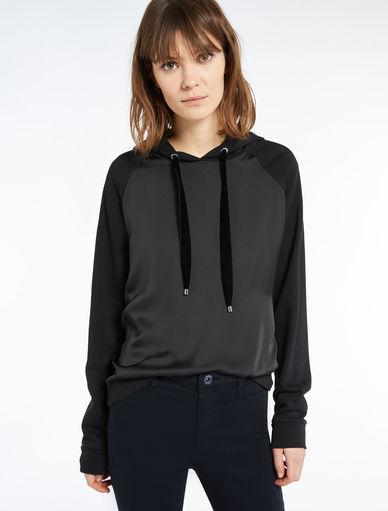 Sweatshirt with hood Marella