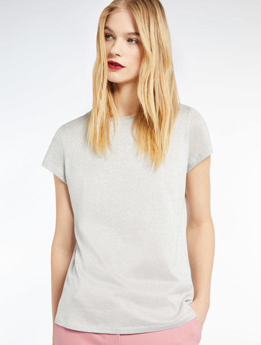 Lurex T-shirt Marella