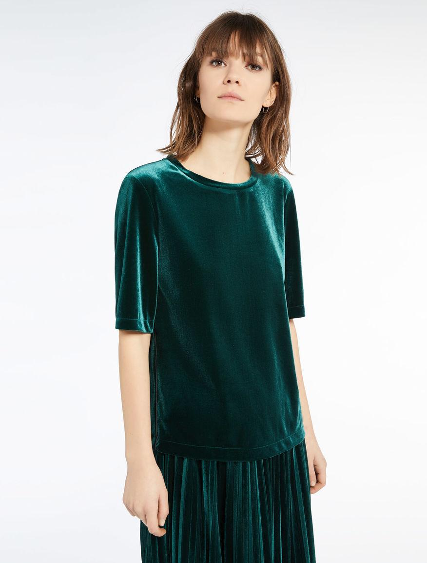 Velvet T-shirt Marella