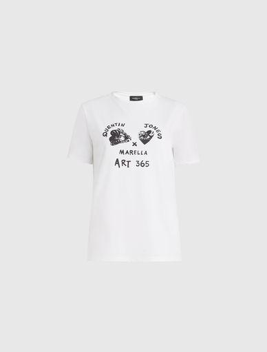 T-Shirt QJ x ART.365 Marella