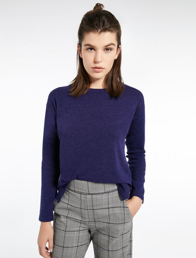 Shaved-knit sweater Marella