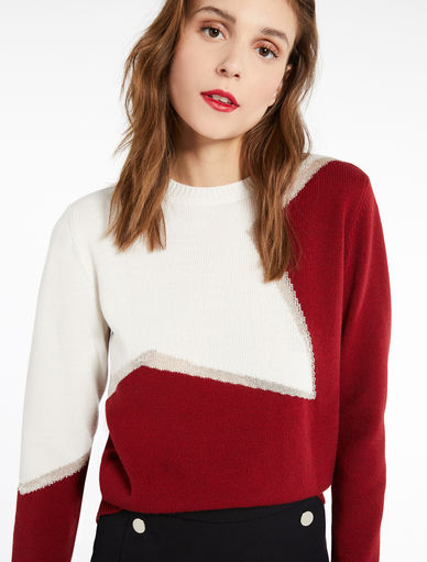 Sweater with inlay Marella