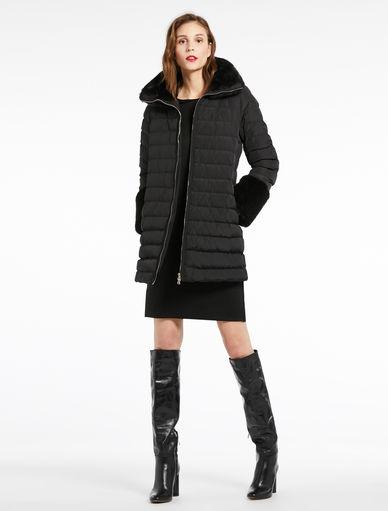 Taffeta padded jacket Marella