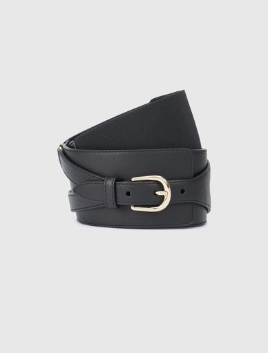 Belt with elastic Marella