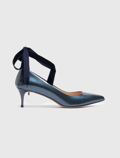 Pumps aus Lackleder Marella