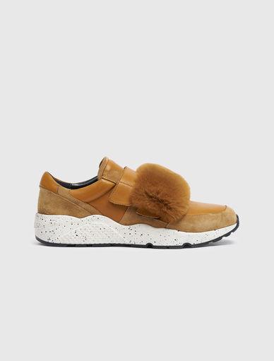 Sneakers in pelle Marella