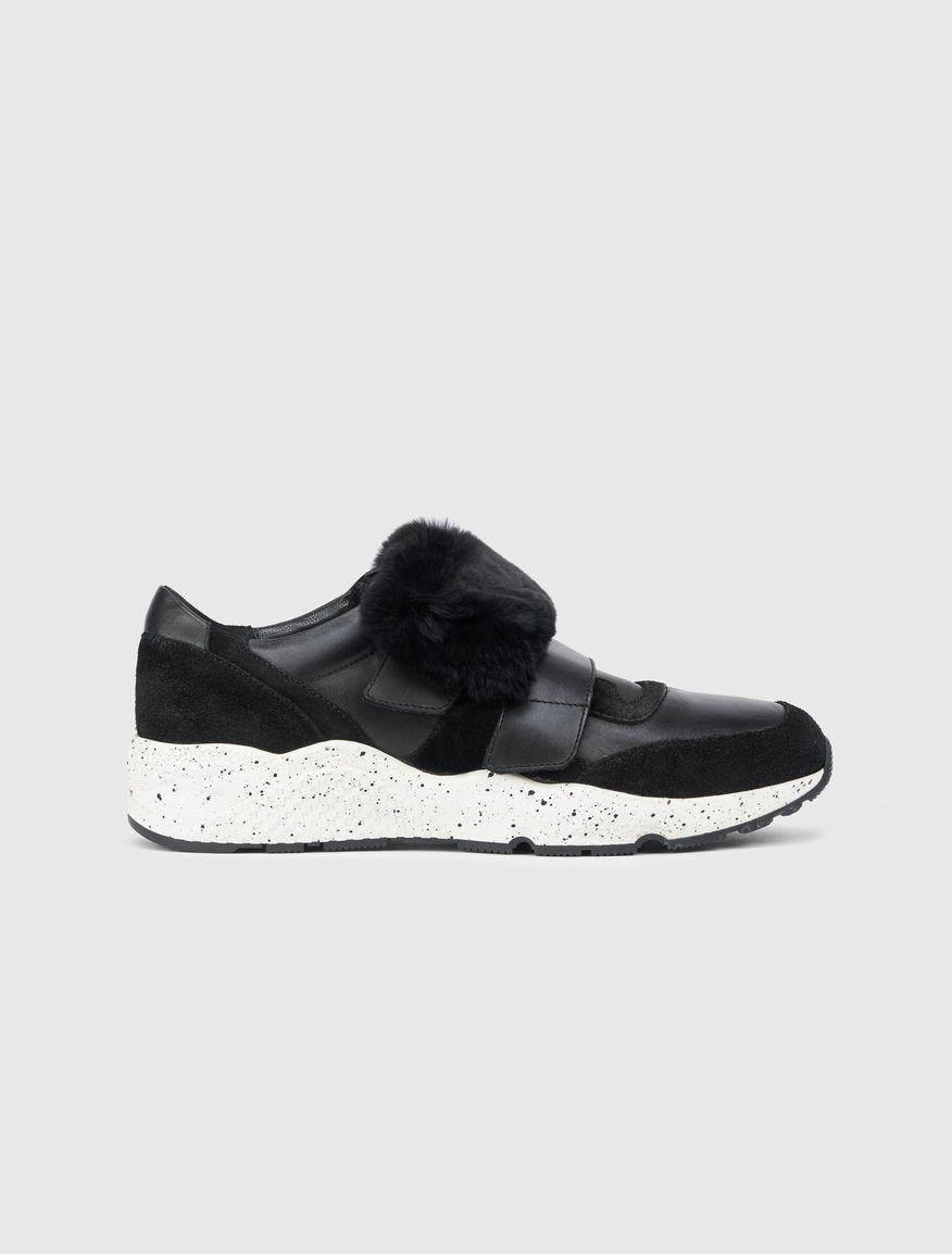 Leather sneakers Marella