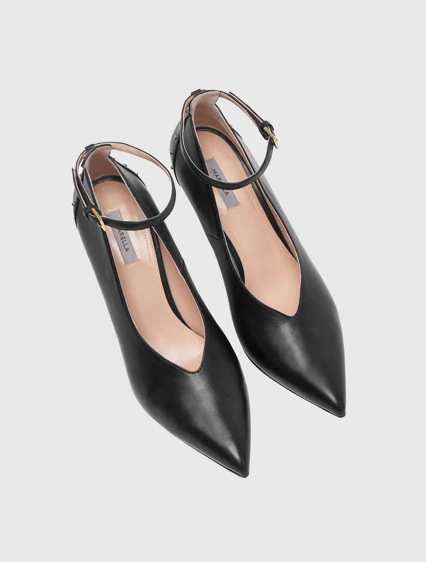 Pointed-toe pumps Marella