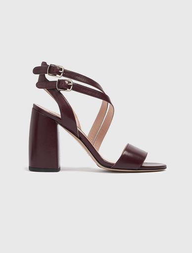 Sandales en cuir Marella