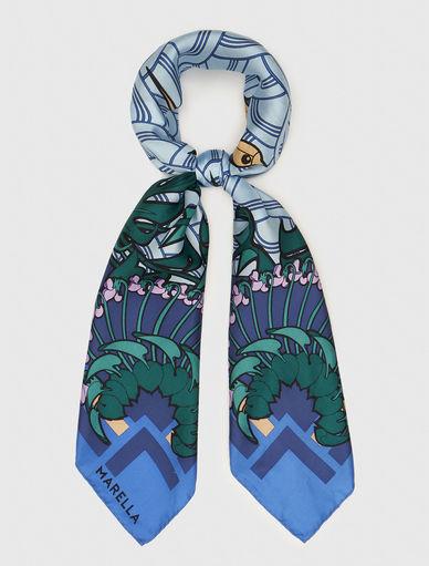 Silk foulard Marella