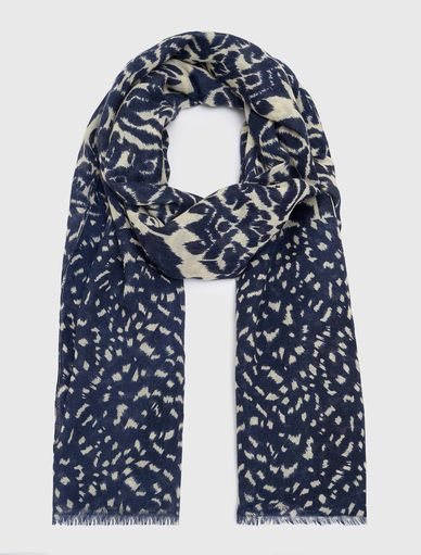 Wool scarf Marella