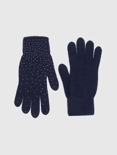 Cashmere gloves Marella