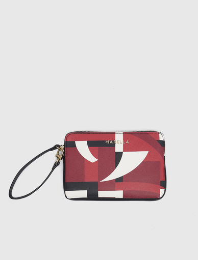 Patterned envelope bag Marella