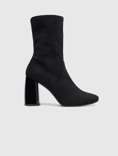 Suede-effect boots Marella