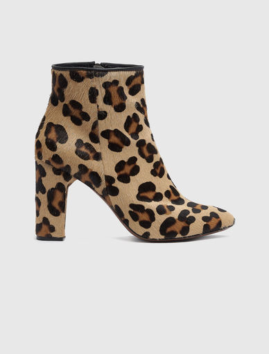 Animal-style ankle boots Marella