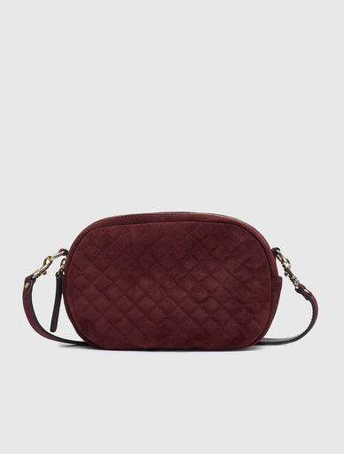 Suede bum bag Marella