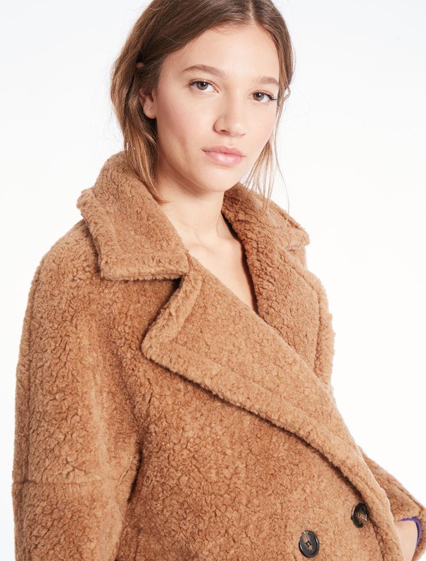Cappotto teddy bear Marella