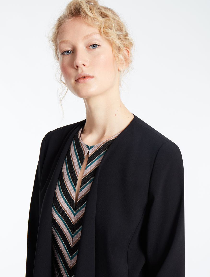 Deconstructed blazer Marella