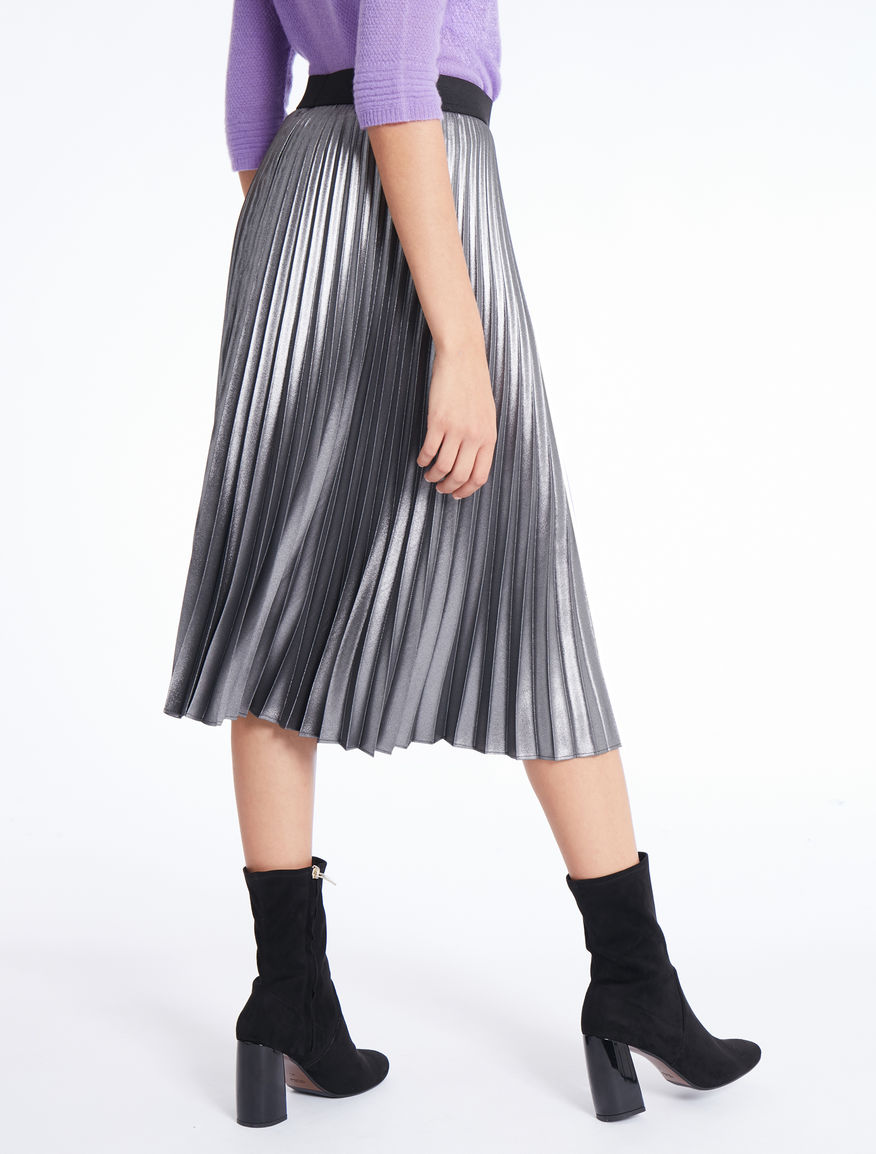 Falda plisada Marella