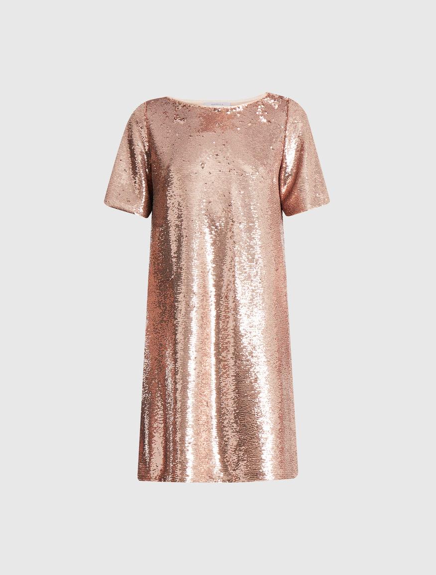 Dress with sequins Marella