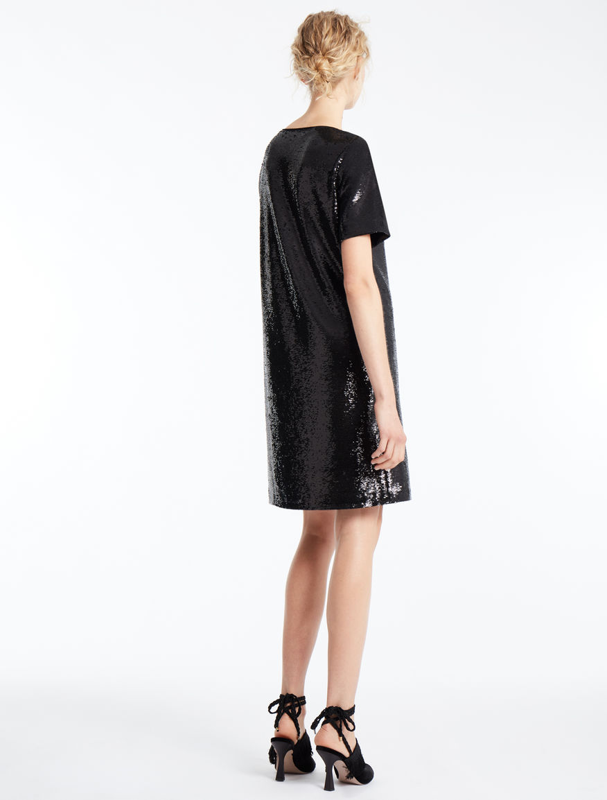 Dress with sequins Marella