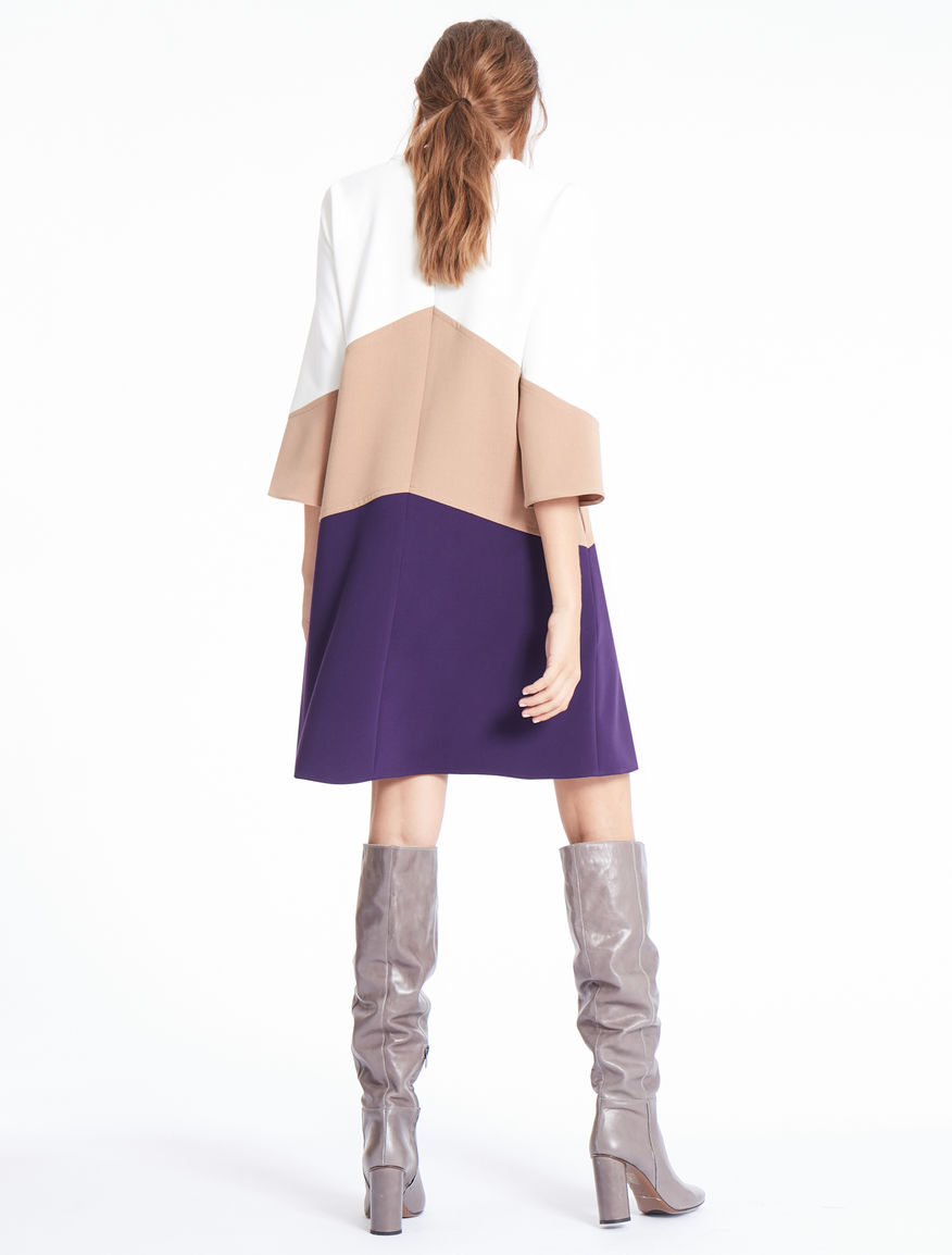 Colour-block dress Marella