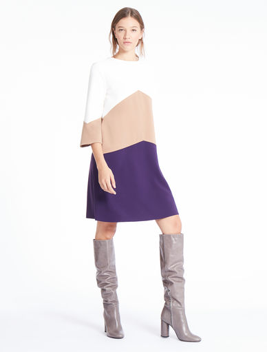 Robe color block Marella