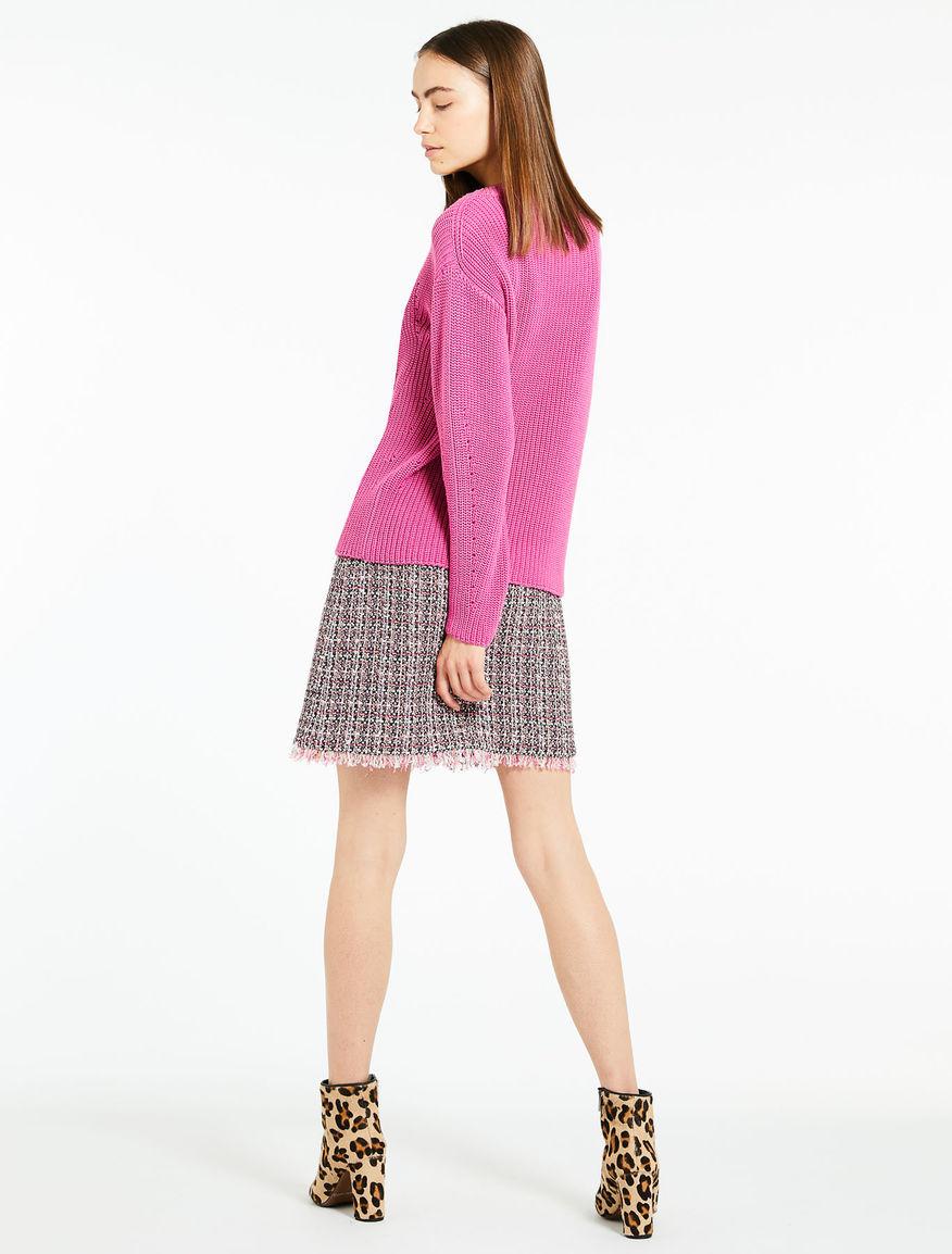 Cotton jumper Marella