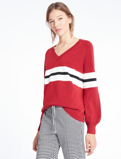 Sweater with band Marella