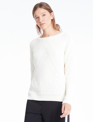Pullover aus Wolle Marella