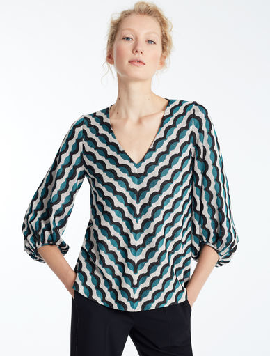 Lurex blouse Marella