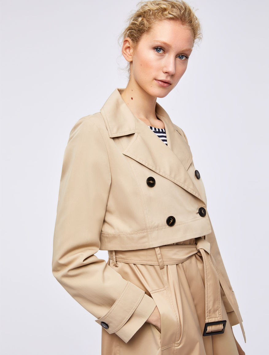 Trench impermeable Marella