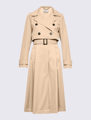Water-repellent trench coat Marella
