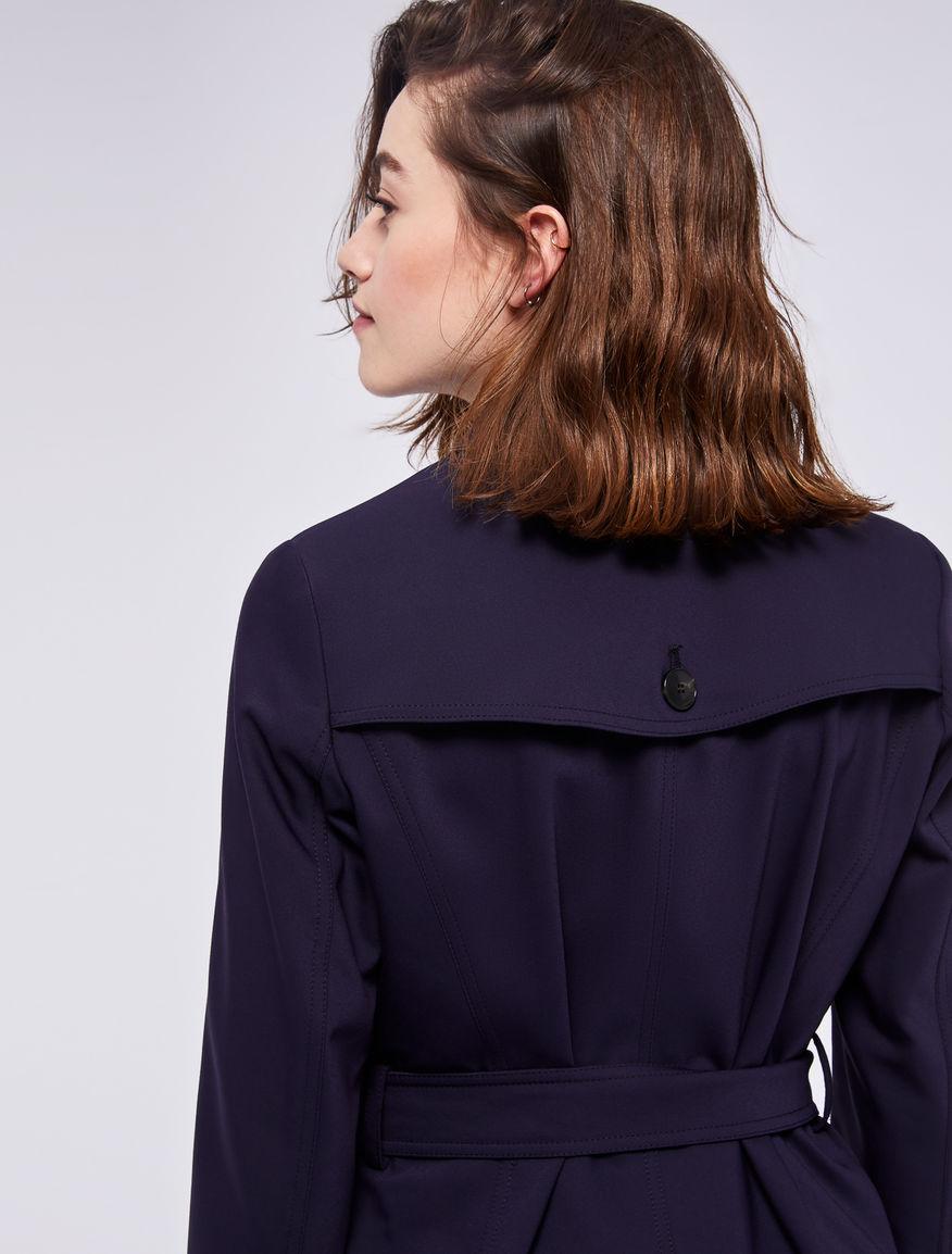 Short trench coat Marella