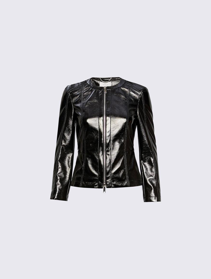Vinyl jacket Marella