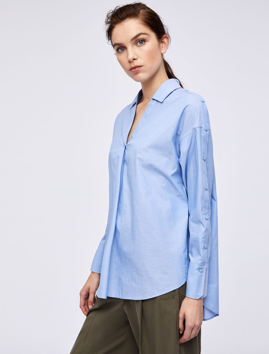 Cotton blouse. Marella