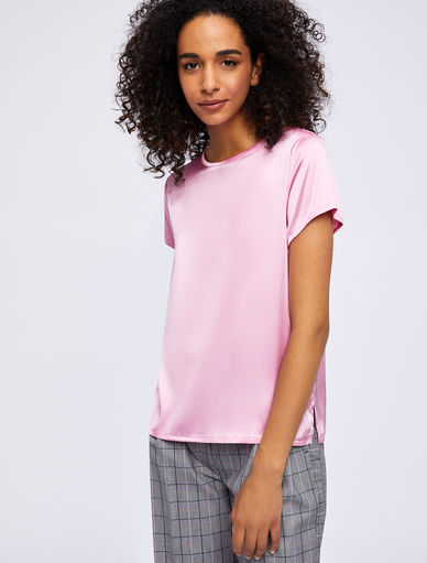 Satin T-shirt Marella