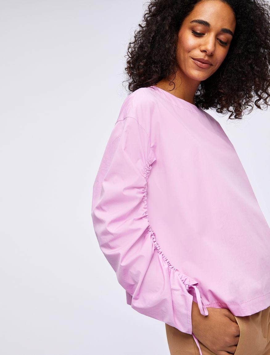 Camicia in popeline Marella