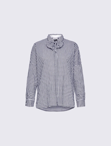 Gingham shirt Marella