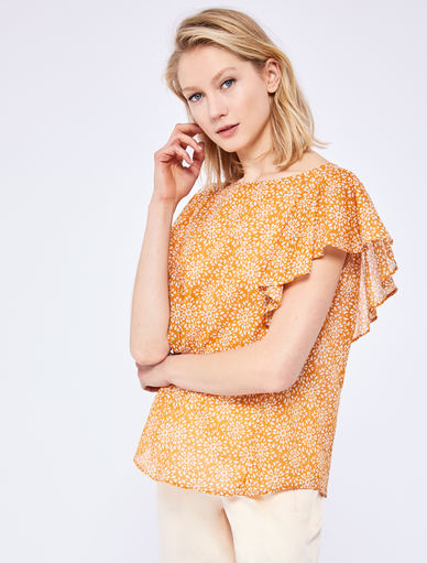 Printed top Marella