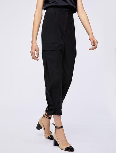 Pantaloni con tasche Marella