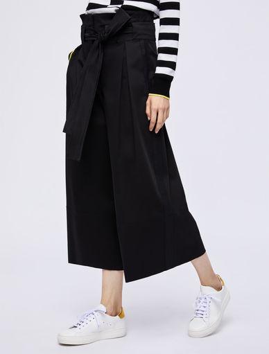 Pantalon taille haute Marella