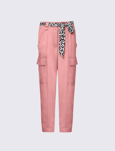 Cargo trousers Marella