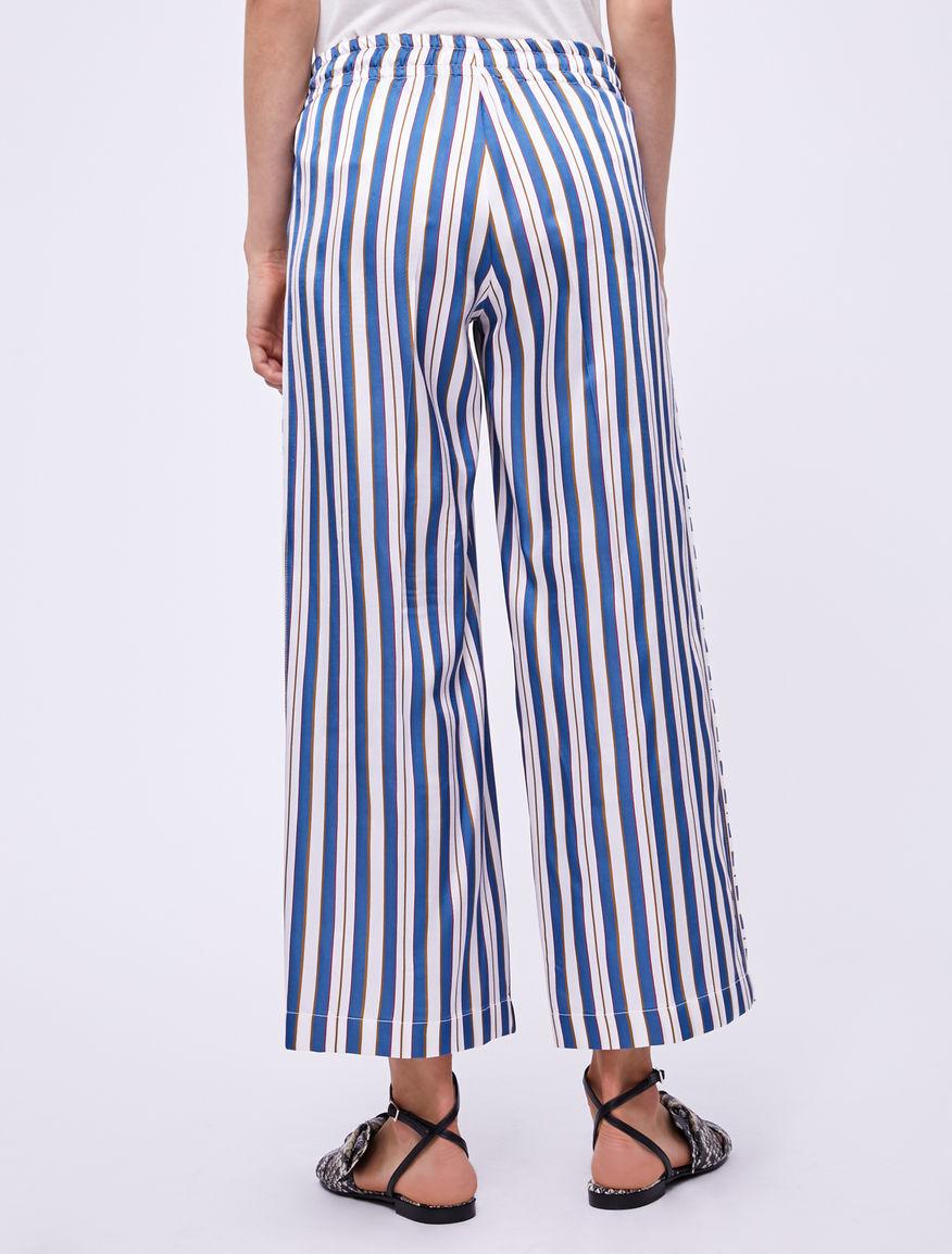 Pantalón de rayas Marella