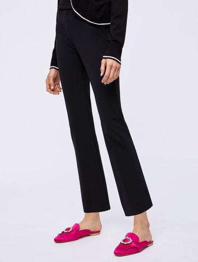 Pantaloni flare Marella