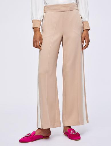 Pantalon avec bande Marella