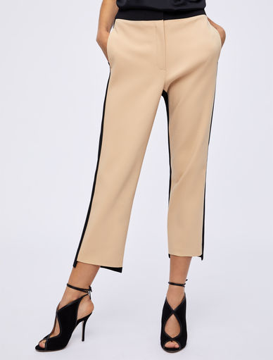 Pantaloni bicolore Marella